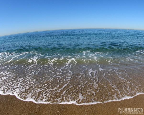 At Redondo Beach.