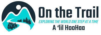 On the trail logo