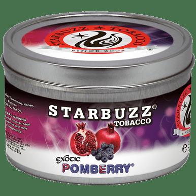 StarBuzz / Pom Berry(クランベリーとザクロの皮)