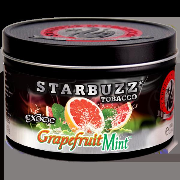 StarBuzz Bold / Grapefruit Mint(薄味でサッパリした甘さ、美味)