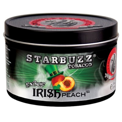 StarBuzz Bold / Irish Peach(キレのある爽やかなピーチとココナッツの甘さ)