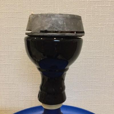 Vortex Hookah Bowl 1.5 火の調節