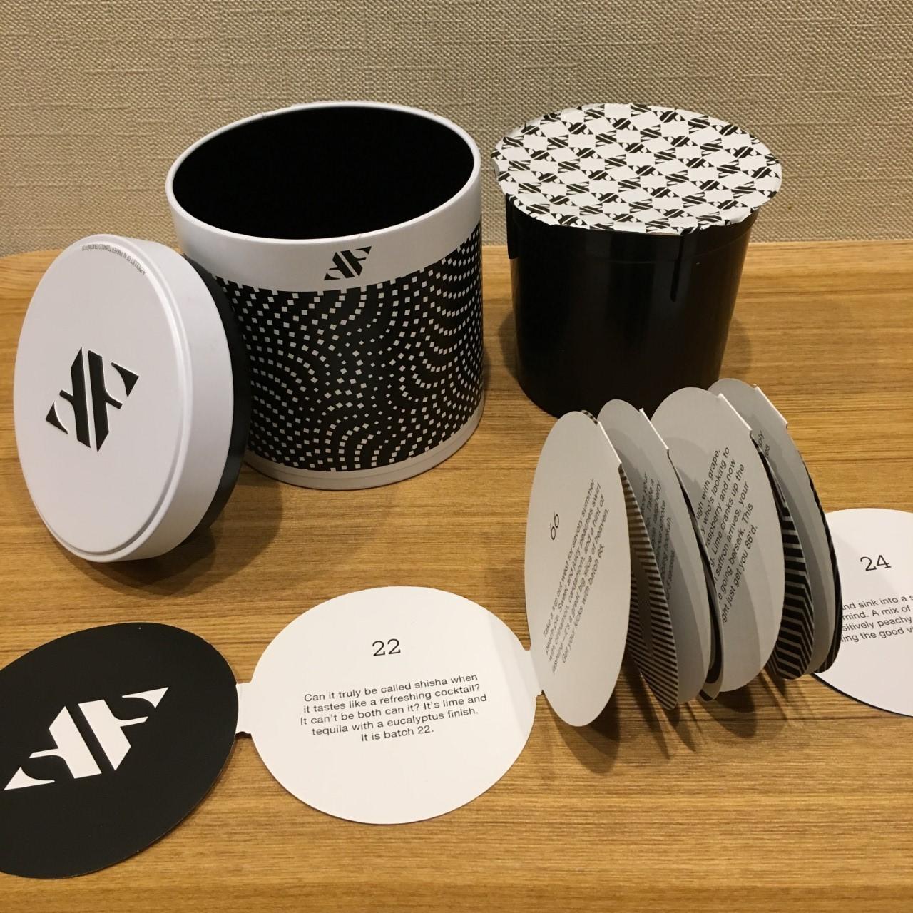 Al Fakher Special Editionの新しいフレーバー、包装や小冊子について