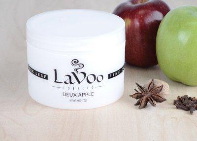 Lavoo / Deux Apple(キレ感の強いDouble Apple系、ダークリーフの香りの活かし方が渋くて良い)