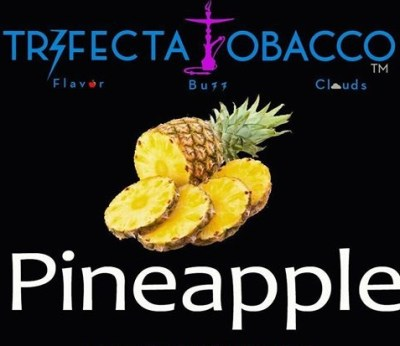 Trifecta Dark / Pineapple(AFのPineappleと似た香り、気管支が痛い)