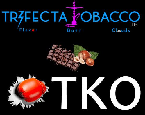 Trifecta Dark / TKO(ヌテラ、あるいはヘーゼルナッツチョコレートのような香り)