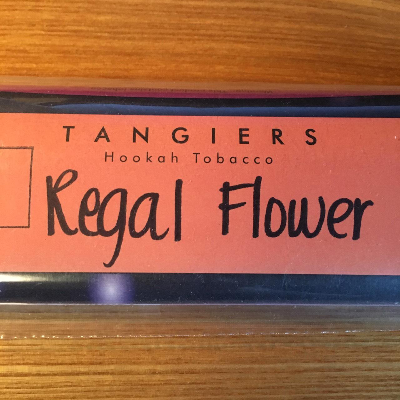 Tangiers Noir / Regal Flower(生のレモングラス入りのジャスミンティのような香り)