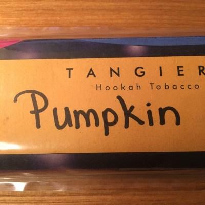 Tangiers Noir / Pumpkin(表面に焦げ目のついたパンプキンパイのような香り、Clove系のアクセントが特徴)