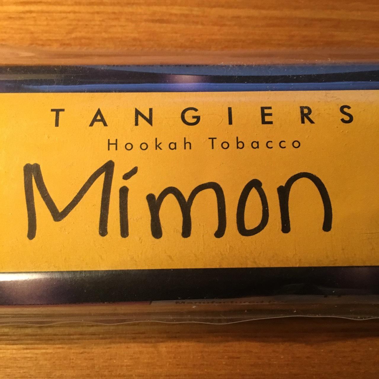 Tangiers Noir / Mimon(LemonとMintのMix)