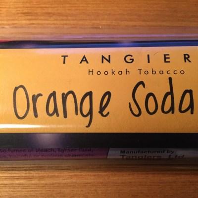 Tangiers Noir / Orange Soda(オレンジと和ミカンの中間のような香り)