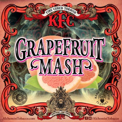 Alchemist KFC / Grapefruit Mash(やや薄味で酸味や渋味が控えめな穏やかでアッサリしたGrapefruit系)