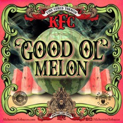 Alchemist KFC / Good Ol Melon(クラシックなWatermelon系にクラシックなMelon系を少しだけMixしたような香り)