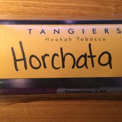 Tangiers Noir / Horchata(ややフンワリしたCream系のテイストと、少々のCinnamon系の香り)