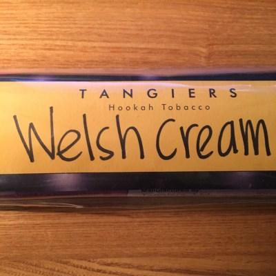Tangiers Noir / Welsh Cream(ベイリーズやアーモンドクリームのような、コクと香ばしさのあるCream系)
