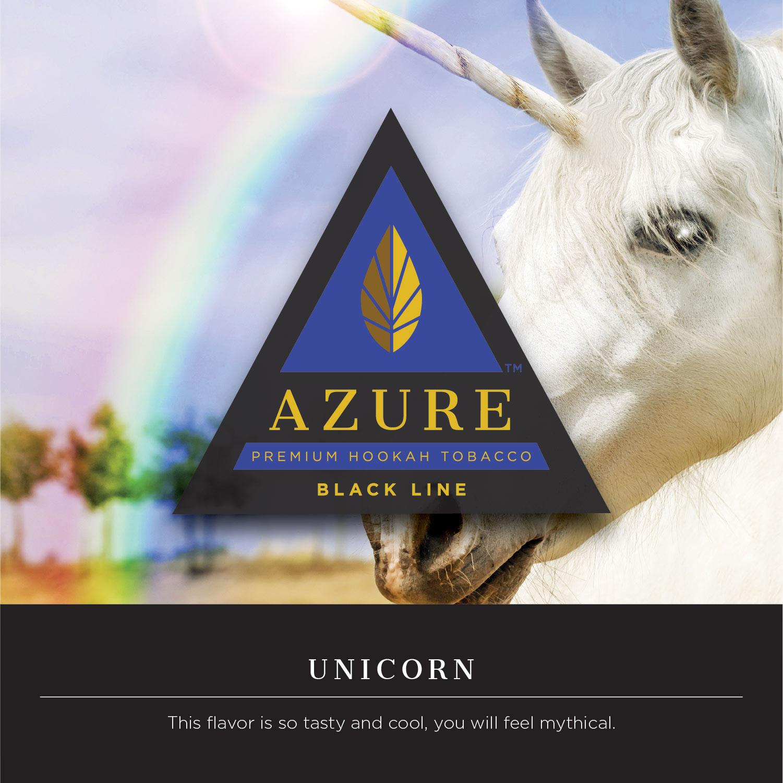 Azure Black / Unicorn(ねるねるねるねのメロン味のような香り)
