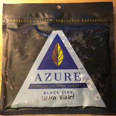 Azure Black / Ultra Violet(Grapefruit系と、おそらくフローラル系と思われる香りのMix)