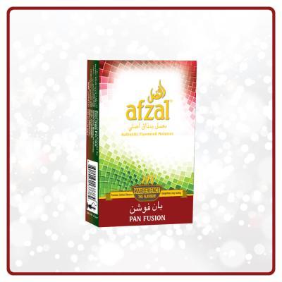 Afzal / Pan Fusion(Clove系の香りが強めで、それによるキレ感が特徴)