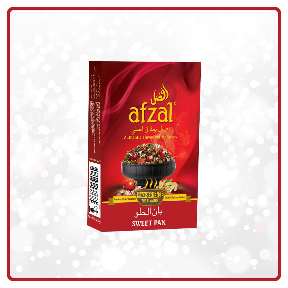 Afzal / Sweet Pan(酸味が非常に強いPan Razna系)