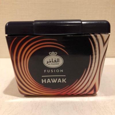 Al Fakher Fusion / Hawak(クセの無いMelon系とCream系の穏やかなマッタリめのMixに、少々の清涼感)