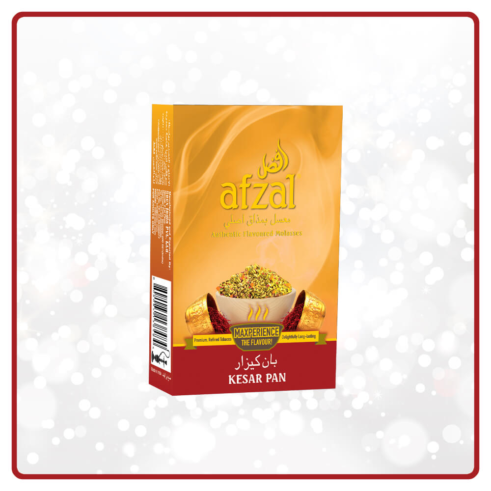 Afzal / Kesar Pan(フンワリした広がりのある香木っぽい香りと、微かな酸味が特徴)