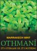 Nirvana Othmani / Marrakech Mint(AFのMintが渋みやエグみを抑えてより爽やかに練り直されている)