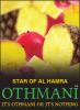Nirvana Othmani / Star of Al Hamra(ジャックフルーツの香り、鼻を抜けるやや独特なテイストが特徴のTropical Fruit系)