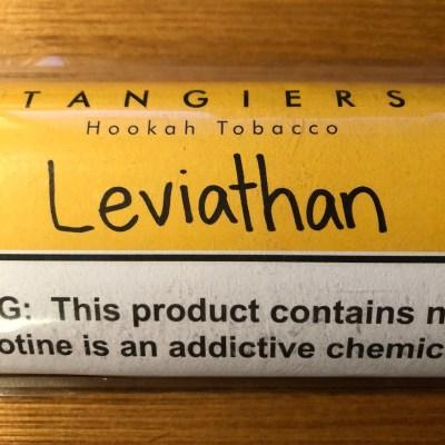 Tangiers Noir / Leviathan(ハッキリしたラベンダーの香りと、柔らかな甘さの清涼感。美味しい)
