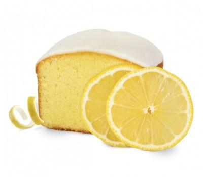 Fumari / Lemon Loaf(レモン味のアイシングのかかったパウンドケーキで確かに納得の香り)