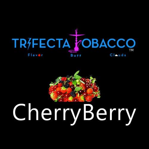 Trifecta Blonde / Cherry Berry(ツンとした感じが強めのアメリカの会社っぽいCherry系)