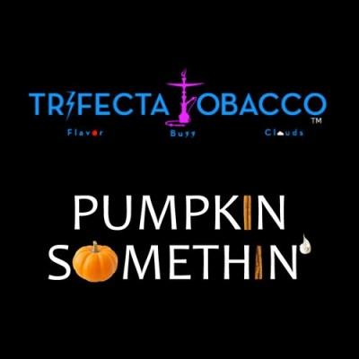 Trifecta Blonde / Pumpkin Somethin'(前向きに解釈すれば、缶詰のカボチャペーストを使って作ったスパイス多めのパンプキンパイのような香り)