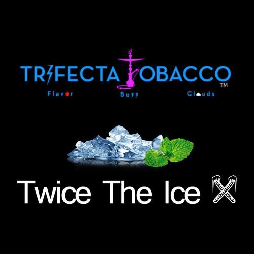 Trifecta Blonde / Twice the Ice X(シャープで鮮烈な清涼感、後味に丸みのある可愛らしい甘さとビターさが少々)