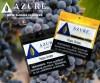 Azure Black / Napa Grape(他社の多くのGrape系と異なり、実物のマスカットに寄せた香り)