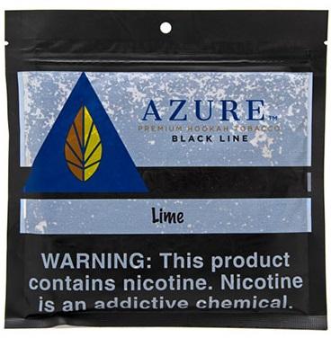 Azure Black / Lime(アメリカの会社によくあるLime系の香りとして無難に良く出来ているが、そのぶん目新しさには欠ける)