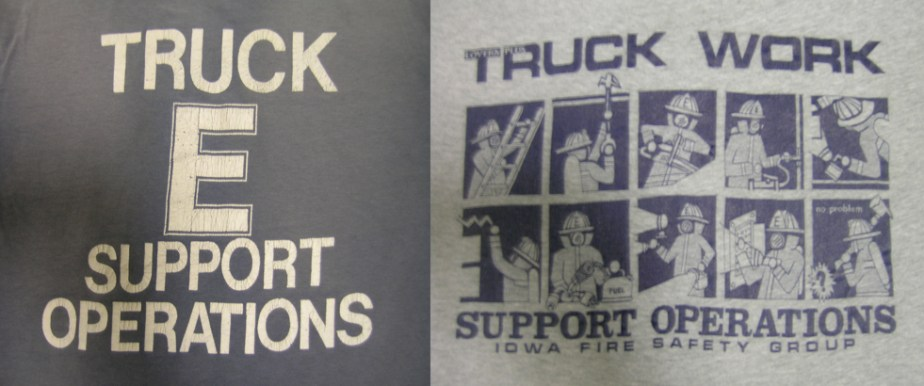 TRUCK E SUPPORT OPS