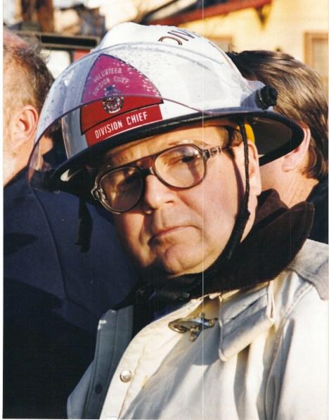 "Donald ""Doc"" Moltrup, Chief Emeritus, The artison-builder of leaders."