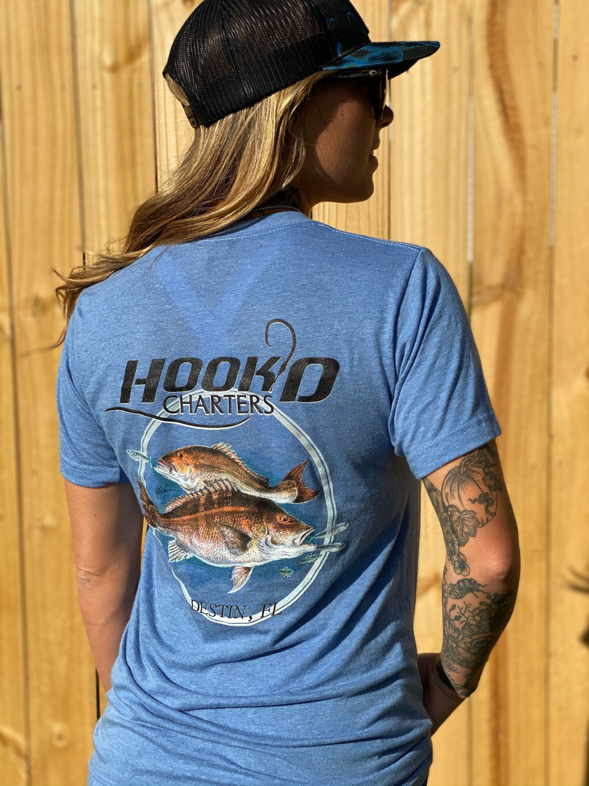 Hook'D T-Shirt