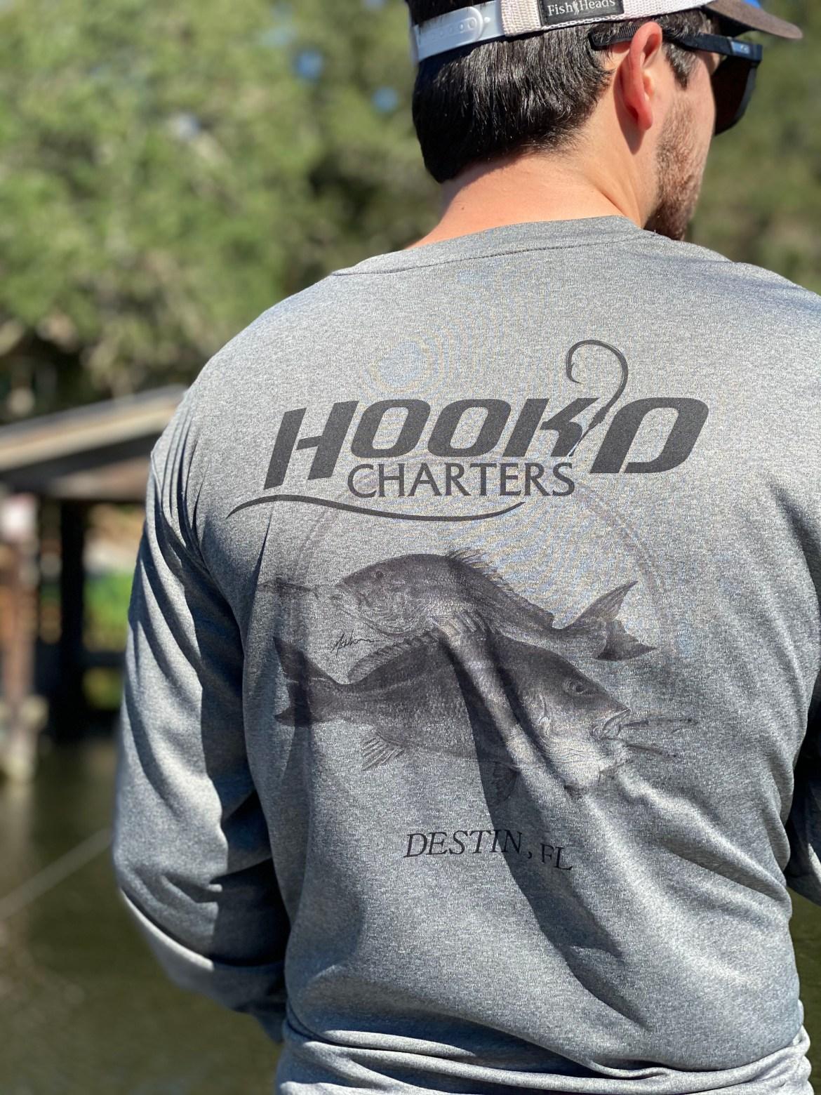 Hook'D Performance Shirt