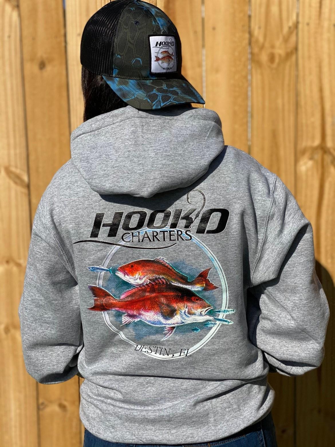 Hook'D Hoodie