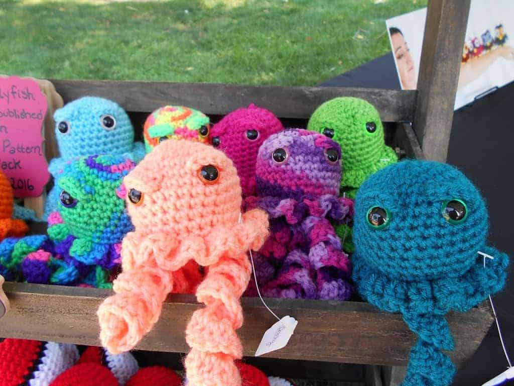 Free (Crochet) Pattern Friday! Jellyfish Amigurumi | Choly Knight | 768x1024