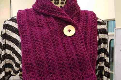 Snowman Carrot Nose Warmer Free Crochet Pattern Hooked By Kati