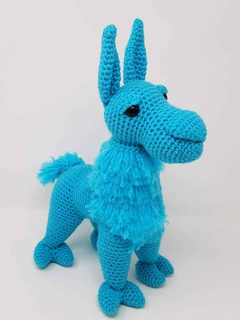 Crochet Alpaca (or Llama!) Toy - free pattern + tutorial | Crochet ... | 1024x768