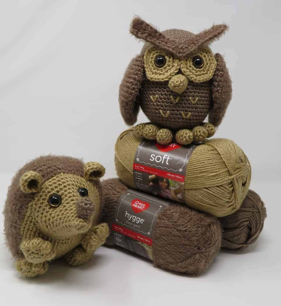 Wise Owl pattern by Jaylee's Toy Box | Owl crochet patterns, Crochet animal  patterns, Crochet dolls | 1024x940