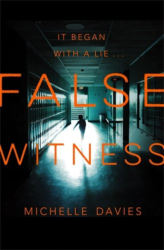 False Witness Cover