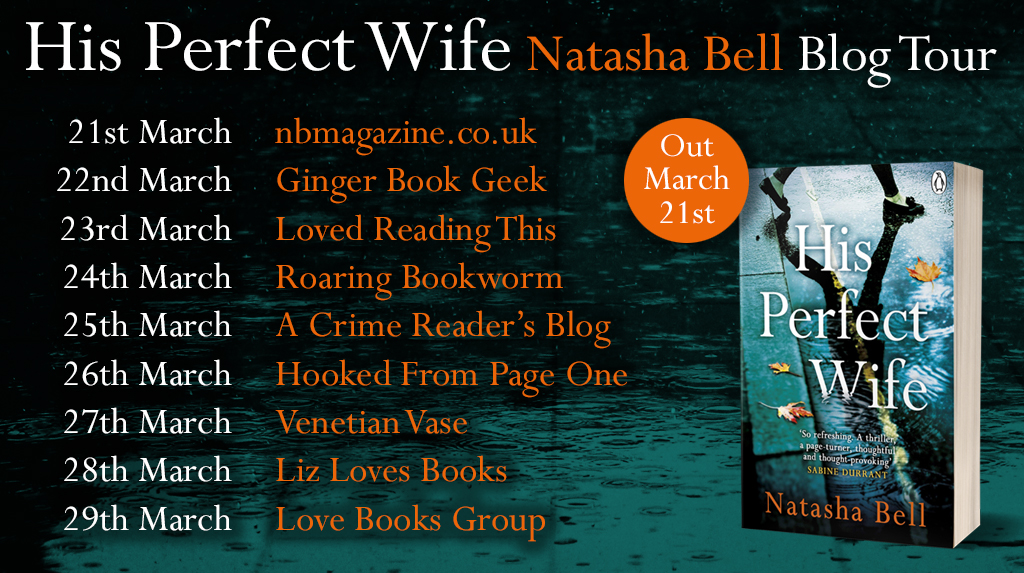 His Perfect Wife Blog Tour