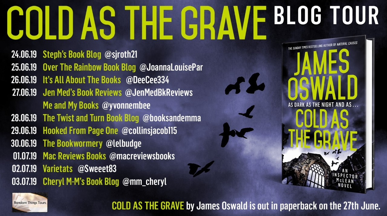 Cold As The Grave BT Poster