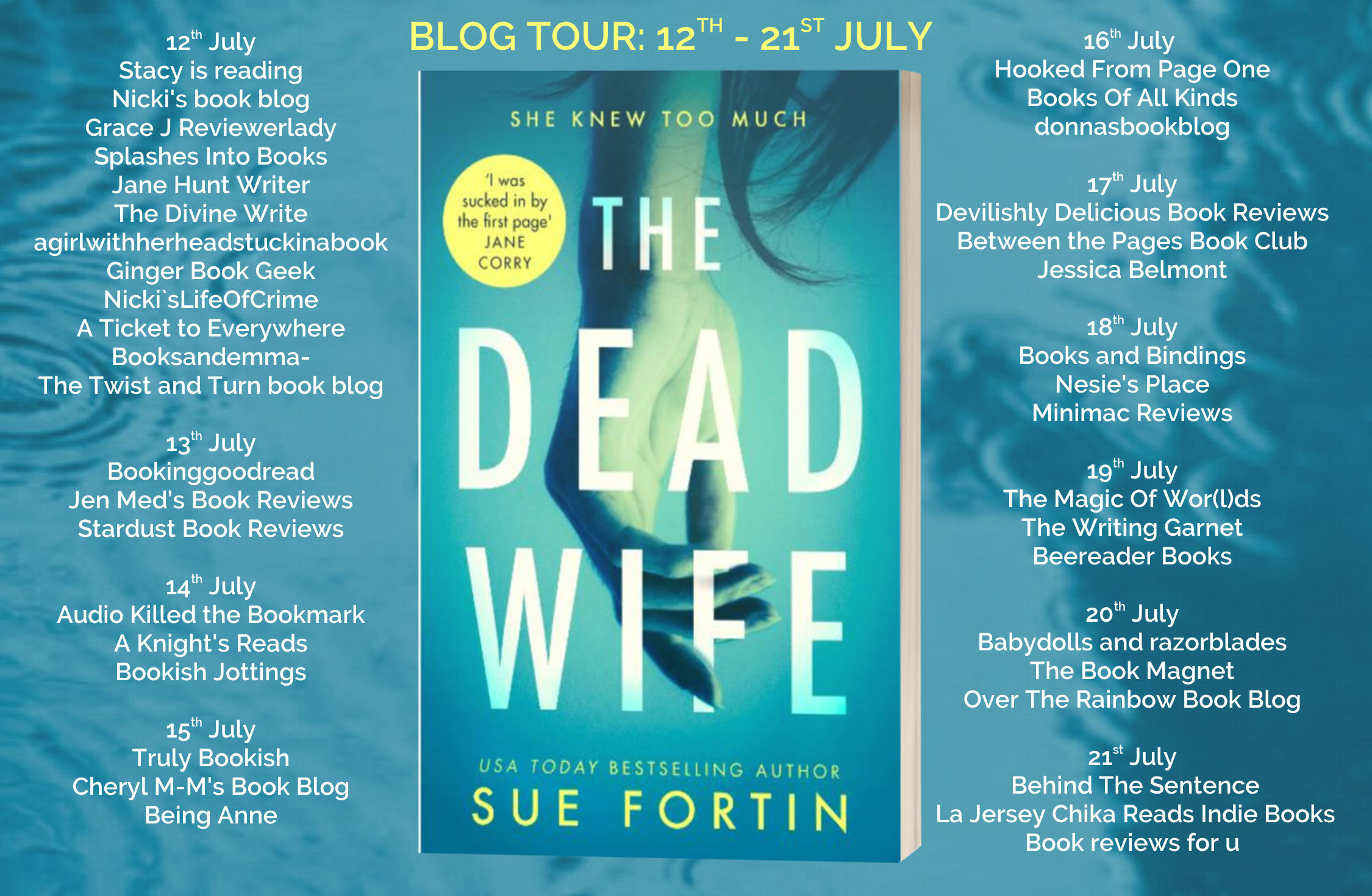 The Dead Wife Full Tour Banner (1)
