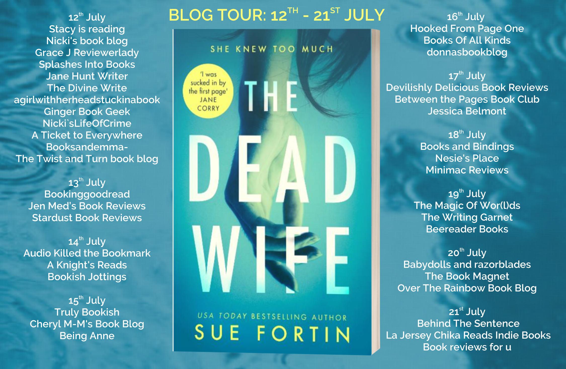 The Dead Wife Full Tour Banner (1)