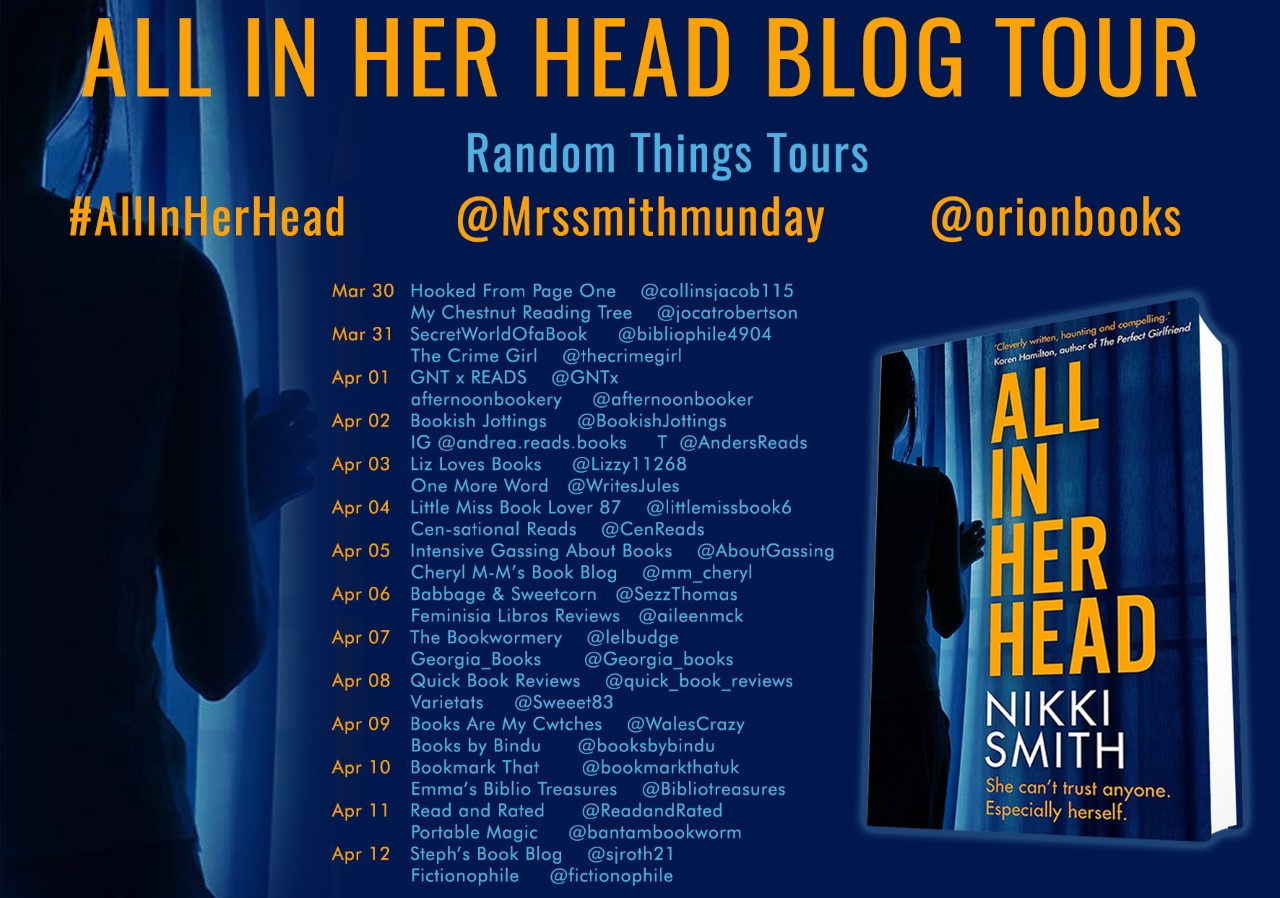 All In Her Head BT Poster