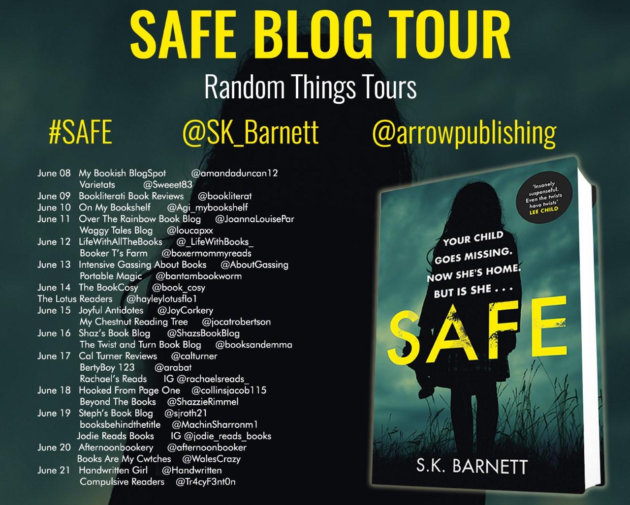 Safe BT Poster