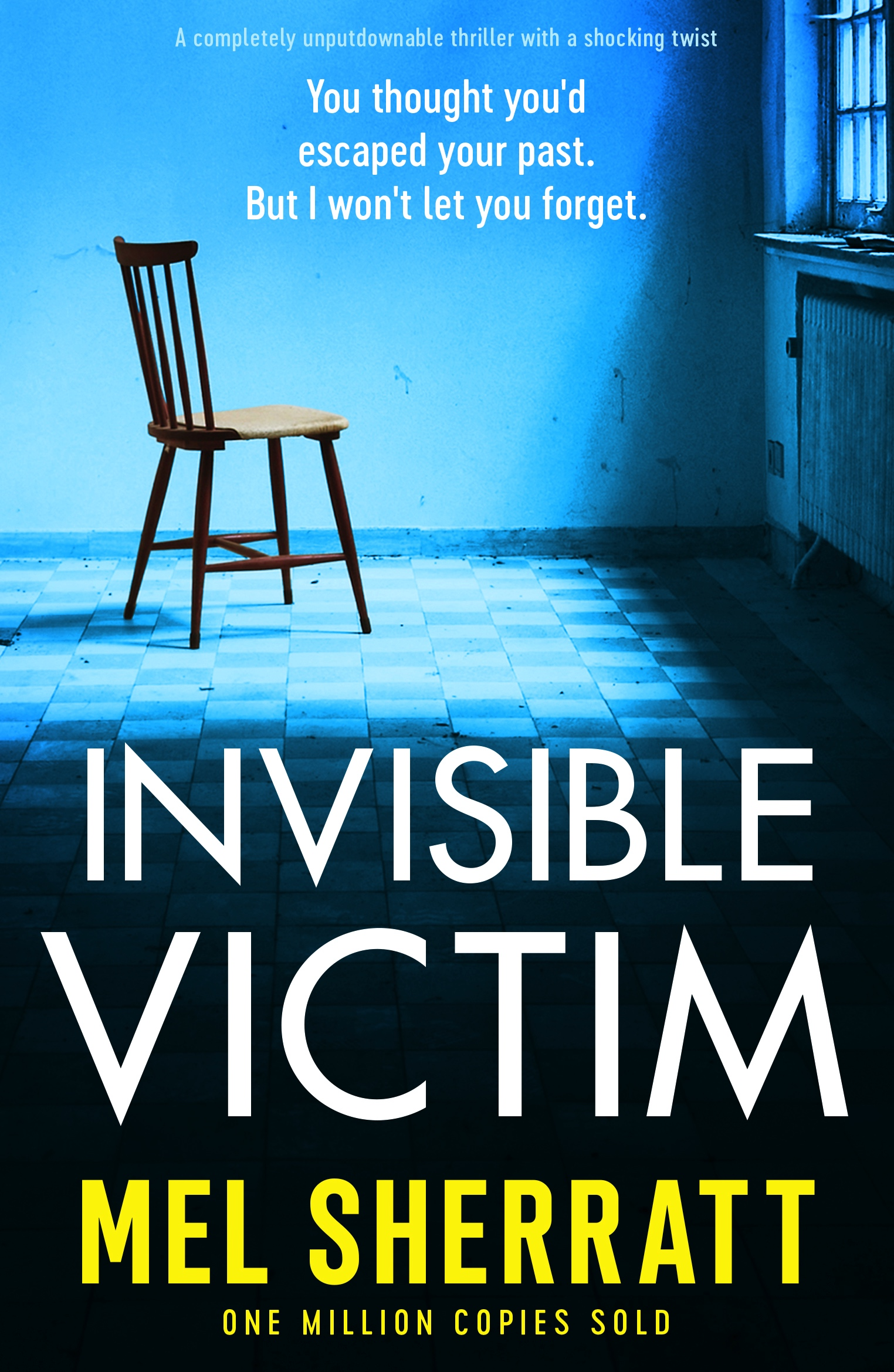 Invisible-Victim-Kindle